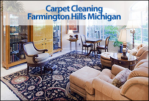 Carpet Cleaning Farmington Hills Michigan