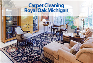 Carpet Cleaning Royal Oak Michigan