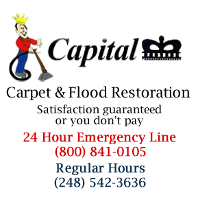 Capital Carpet Cleaning and Flood
